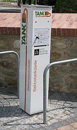 Stromtankstelle in Klosterneuburg